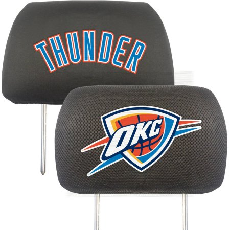 NBA Oklahoma City Thunder Headrest Covers