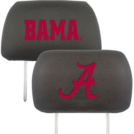 NCAA Alabama Crimson Tide Headrest Covers