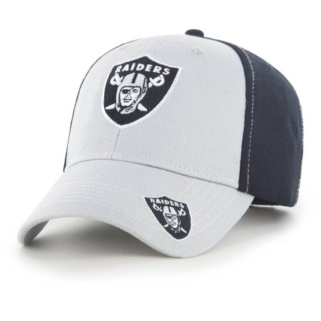 NFL Revolver Cap, Oakland Raiders - Adjustable Hat