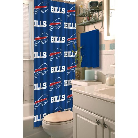 NFL Buffalo Bills Shower Curtain