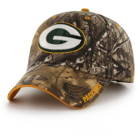 NFL Green Bay Packers Realtree Frost Cap / Hat