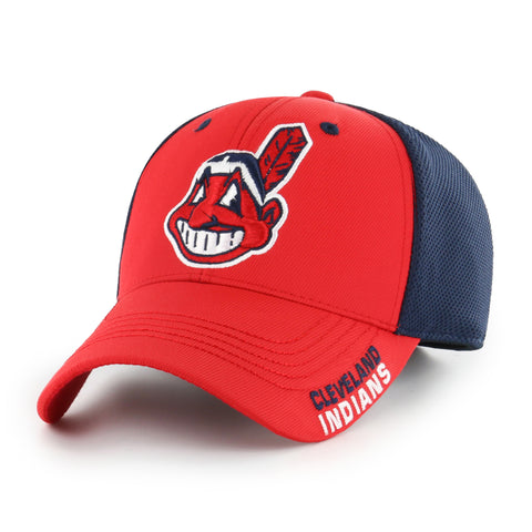 MLB Cleveland Indians Completion Adjustable Hat