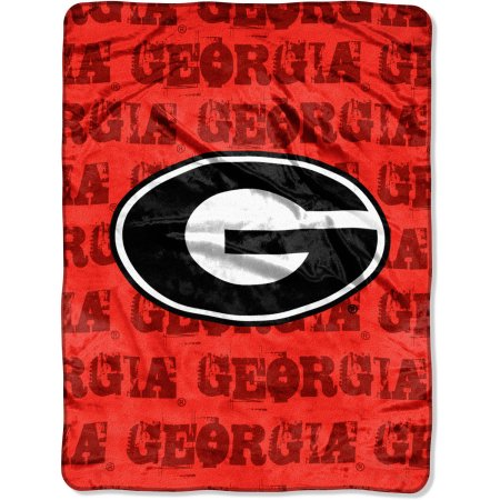 "Georgia Bulldogs 46"" x 60"" Micro Raschel Throw Blanket"