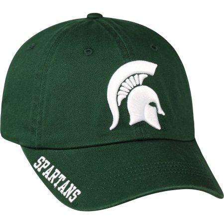 NCAA Men's Michigan State Spartans Team Color Hat \ Cap