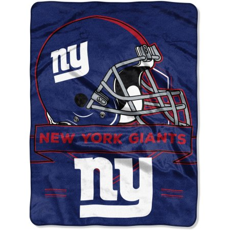 "NFL New York Giants ""Prestige"" 60"" x 80"" Raschel Throw"