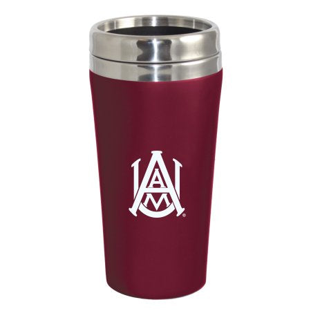 NCAA Alabama A & M Double Walled Travel Tumbler