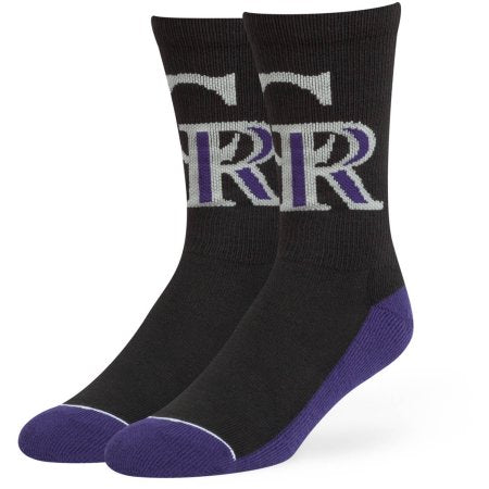 MLB Colorado Rockies Arena Crew Socks