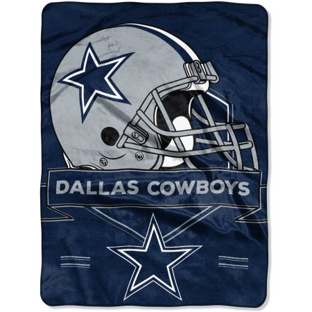 "NFL Dallas Cowboys ""Prestige"" 60"" x 80"" Raschel Throw"