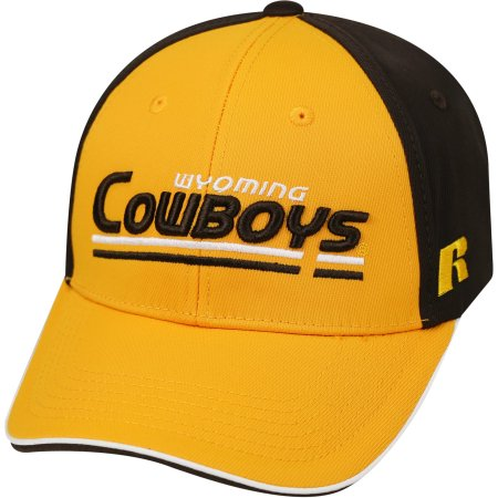NCAA University of Wyoming Cowboys Away Two Tone Baseball Hat \ Cap