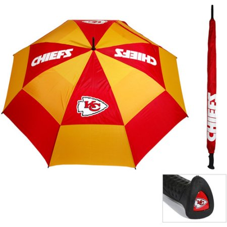 Team Golf NFL Kansas City Chiefs Golf Umbrella