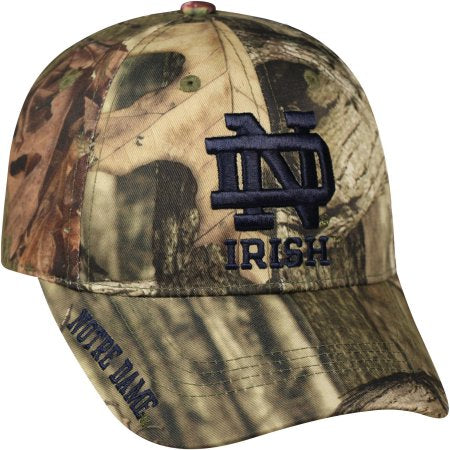NCAA Men's Notre Dame Fighting Irish Mossy Hat \ Cap