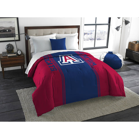 "NCAA Arizona Wildcats ""Mascot"" Twin/Full Bedding Comforter"