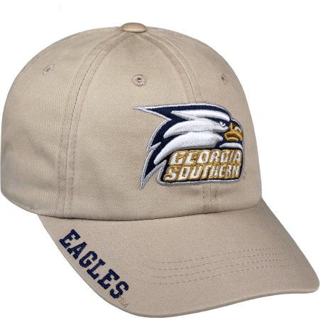 NCAA Men's Georgia Southern Eagles Khaki Hat \ Cap