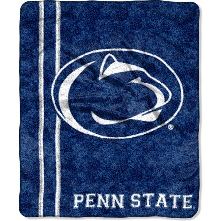 "NCAA Penn State Nittany Lions ""Jersey"" 50"" x 60"" Sherpa Throw"