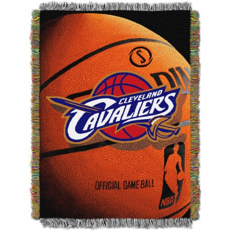 "NBA 48"" x 60"" Photo Real Series Tapestry Throw, Cavaliers"