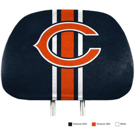 NFL Chicago Bears Printed Headrest Covers
