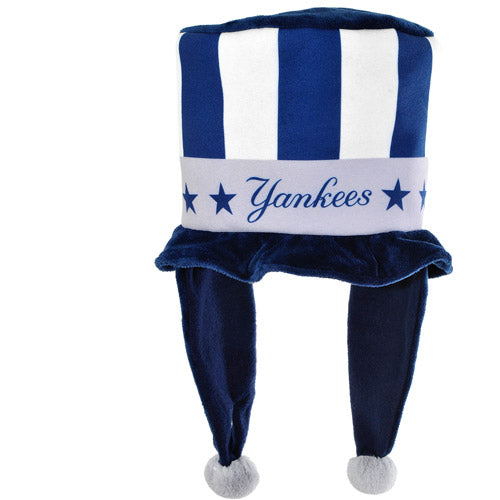 MLB New York Yankees Mascot Dangle Hat - Forever Collectibles