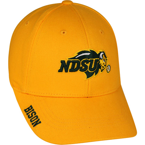 NCAA Men's North Dakota State Bison Away Adjustable Hat
