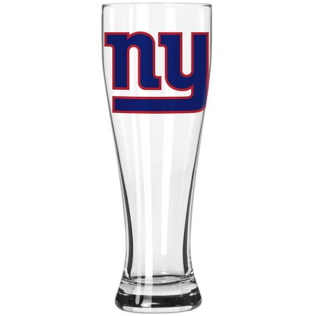 Boelter Brands NFL New York Giants 23-Ounce Grand Pilsner with Full Color Team Logo