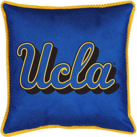 NCAA UCLA Sidelines Toss Pillow