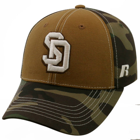 NCAA South Dakota Coyotes Mossy Baseball Adjustable Hat