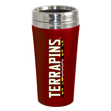 NCAA Maryland Terrapins Double Walled Travel Tumbler