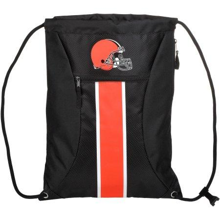 NFL Cleveland Browns Big Stripe Drawstring Backpack