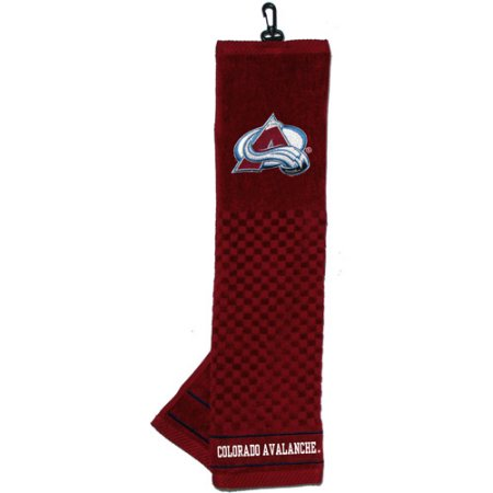 Team Golf NHL Colorado Avalanche Embroidered Golf Towel
