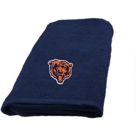 "NFL Chicago Bears Decorative Bath Collection Fingertip Towel - 11"" x 18"""