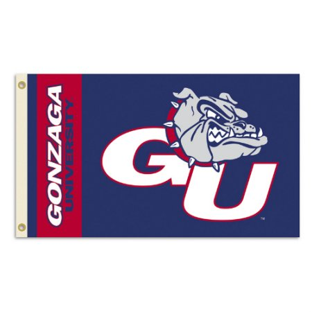 NCAA Gonzaga Bulldogs3'x5' Flag