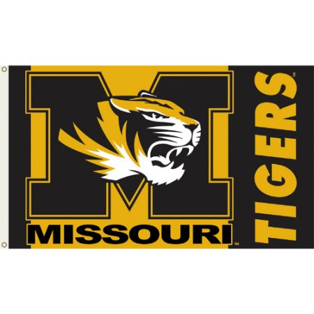 NCAA Missouri Tigers 3'x5' Flag
