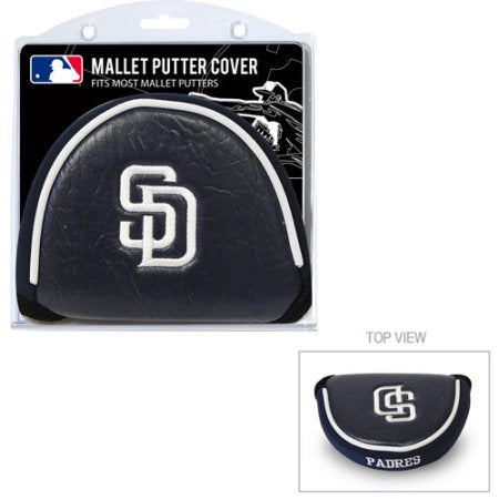 Team Golf MLB San Diego Padres Golf Mallet Putter Cover