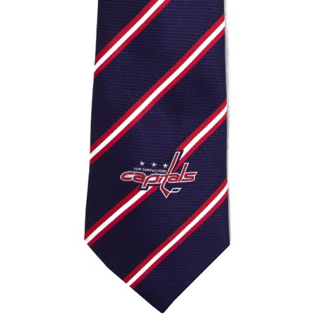NHL Washington Capitals Stripe One Necktie