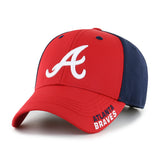 MLB Atlanta Braves Completion Adjustable Hat