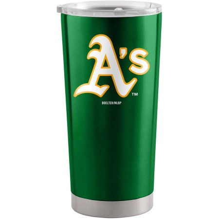 MLB Oakland Athletics 20 oz Colored Ultra Tumbler