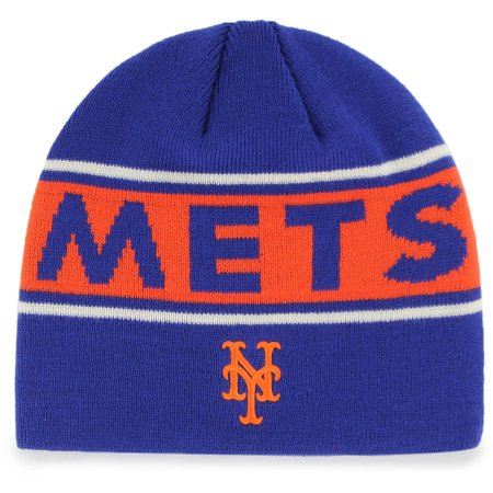 MLB New York Mets Bonneville Knit Beanie by Fan Favorite