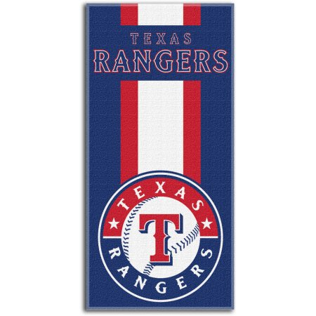 "MLB Texas Rangers ""Zone Read"" 30"" x 60"" Beach Towel"
