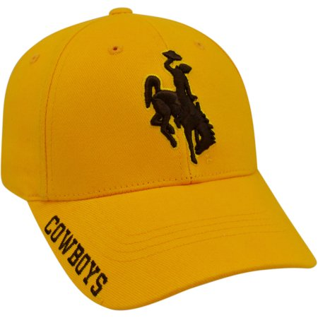 NCAA Men's Wyoming Cowboys Away Hat \ Cap