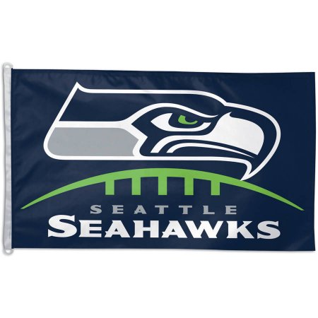 NFL Seattle Seahawks 3' x 5' Flag, Style 2