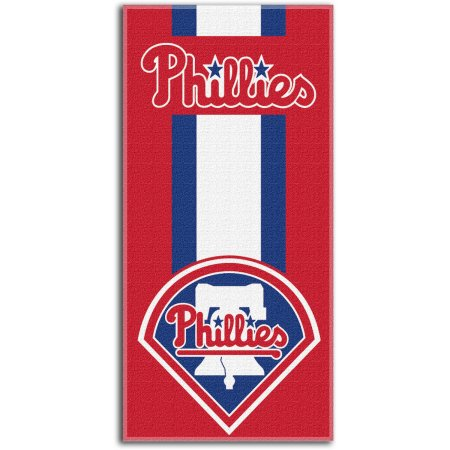 "MLB Philadelphia Phillies ""Zone Read"" 30"" x 60"" Beach Towel"
