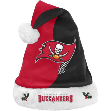 Forever Collectibles NFL Santa Hat, Tampa Bay Buccaneers
