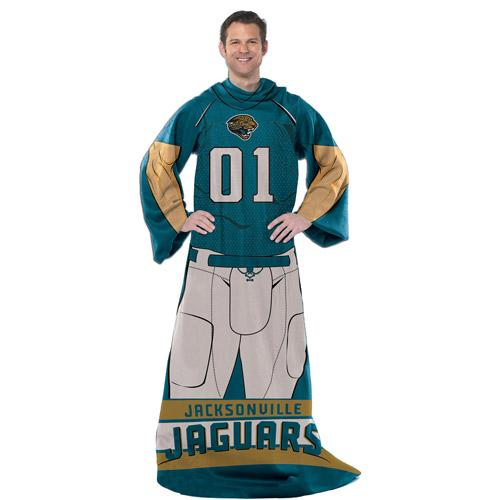 "NFL Player 48"" x 71"" Comfy Throw, Jaguars"