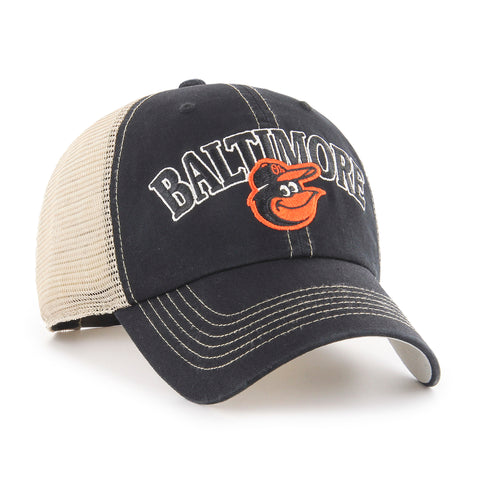MLB Baltimore Orioles Aliquippa Adjustable Hat