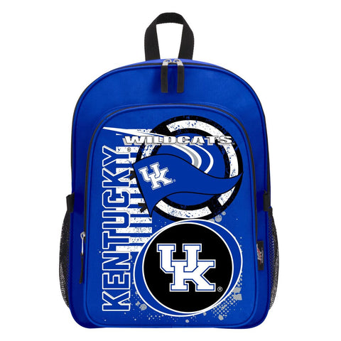 "Kentucky Wildcats ""Accelerator"" Backpack and Lunch Bag / Box Set"