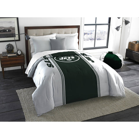 "NFL New York Jets ""Mascot"" Twin/Full Bedding Comforter"