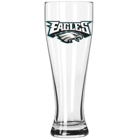 Boelter Brands NFL Philadelphia Eagles 23-Ounce Grand Pilsner with Full Color Team Logo