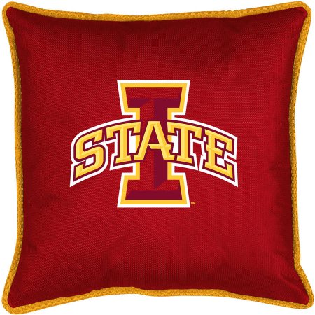 NCAA Iowa State Sidelines Toss Pillow
