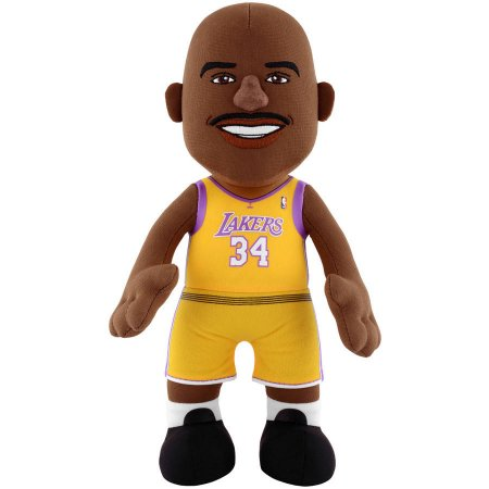 "NBA Los Angeles Lakers Shaquille O'Neal 10"" Plush Figure"