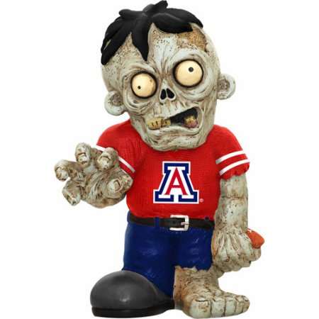 NCAA Arizona Wildcats Zombie Figurine - Forever Collectibles