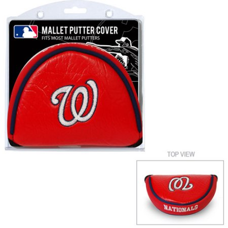 Team Golf MLB Washington Nationals Golf Mallet Putter Cover